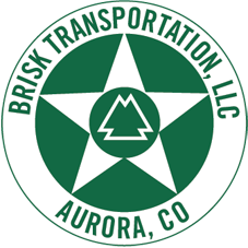 Brisk Transportation, LLC Logo